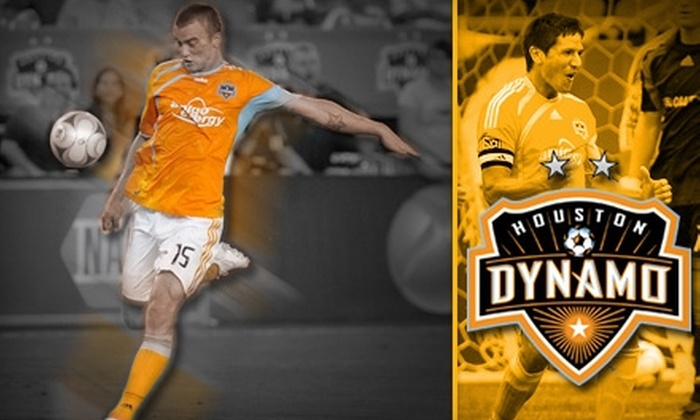 Houston Dynamo - Greater Third Ward: $25 for a Party Package Including Tailgate, Food, Drinks, and Endline Seat to See the Houston Dynamo vs. LA Galaxy on April 10