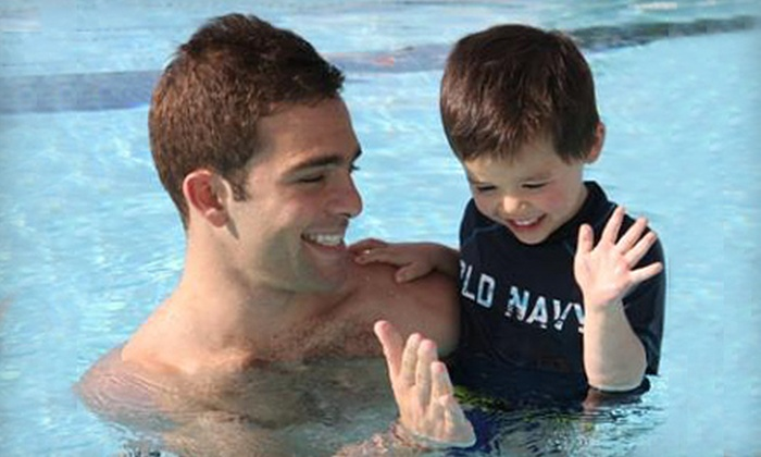 Waterworks Aquatics - Carlsbad: $37 for Choice of Swimming Lessons at Waterworks Aquatics in Carlsbad (Up to $75 Value)