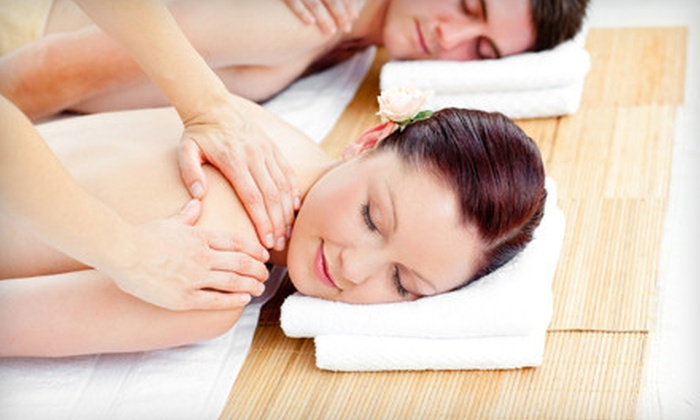 Spa Dhara - Fremont: Swedish-Massage Package or Moroccan-Clay-Therapy Package for Two at Spa Dhara (Up to 63% Off)