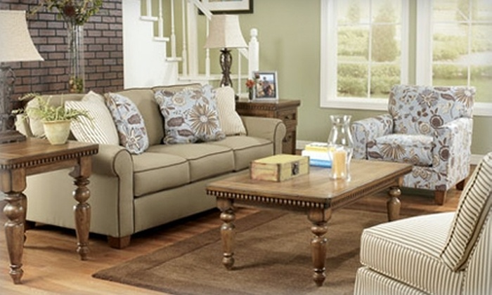 Ashley Furniture HomeStore - Multiple Locations: $50 for $150 Worth of Furniture at Ashley Furniture HomeStore
