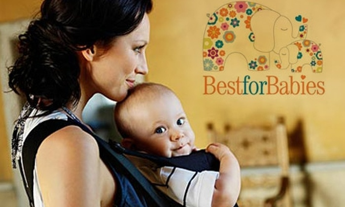Best for Babies - Silverton: $25 for $50 Worth of Clothes, Gear, and Toys at Best for Babies