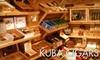 Kuba Cigars - Davis Islands: $10 for $20 Worth of Cigars, Beer, and Wine at Kuba Cigars