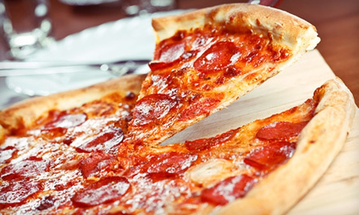 Cool River Pizza - Noble West: $10 for $20 Worth of Pizza and Drinks at Cool River Pizza in Noblesville