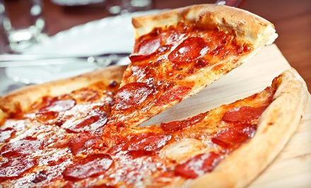 $20 Groupon to Cool River Pizza - Cool River Pizza in Noblesville