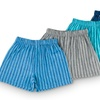 Intimo Vertical Stripe Knit Boxers