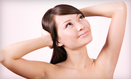 6 Laser Hair-Removal Treatments on a Small Area ($195 value) - Grace's Day Spa in Brooklyn