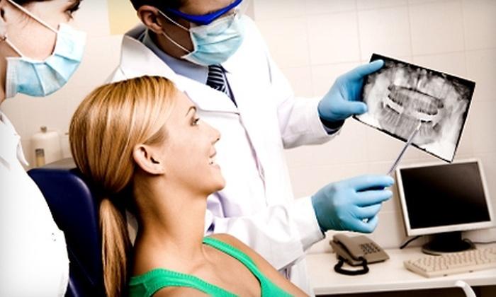 Columbus Family Dental - Columbus: Dental Services at Columbus Family Dental in Columbus. Two Options Available.