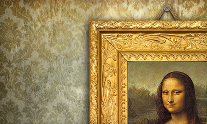 Art and Frame Station - Murray: $39 for $100 Worth of Custom Framing Services at Art and Frame Station in Murray