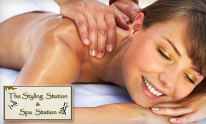 The Spa Station - Spanish Fort: $30 for a 60-Minute Swedish Massage at The Spa Station