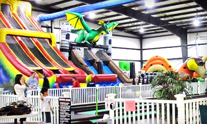 Blazer's Fun Zone - Radcliff: $10 for Indoor Play Package at Blazer's Fun Zone in Radcliff (Up to $19.54 Value)