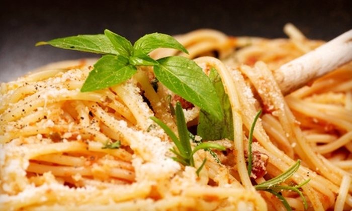 Mangia! Italian Restaurant & Pizzeria - Pennwyn: $15 for $30 Worth of Italian Dinner Fare and Drinks at Mangia! Italian Restaurant & Pizzeria in Mohnton