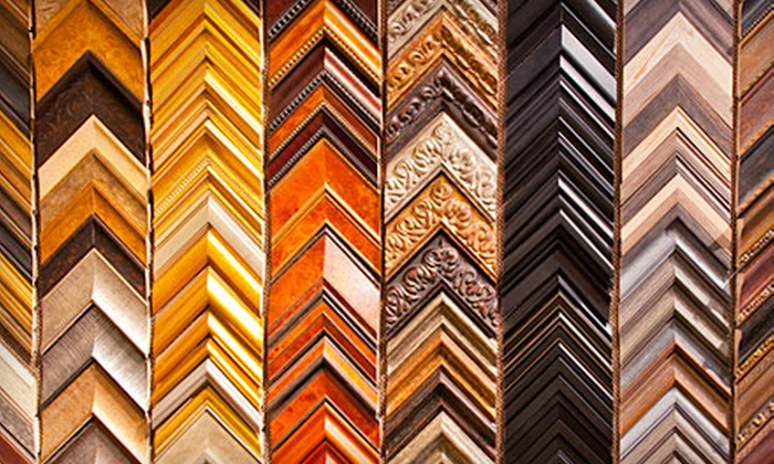 Rick A Anderson Gallery - West Omaha: $40 for $100 Worth of Custom Framing at Rick A Anderson Gallery