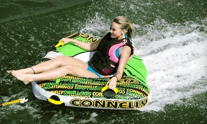 Ride the Wave - Angola: $25 for $50 Worth of Water-Sports Equipment, Swimwear, and More at Ride the Wave in Angola