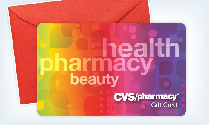 CVS/pharmacy - Amarillo: $47 for Two eGift Cards, Each Valid for $25 Worth of  Products at CVS/pharmacy ($50 Total Value)
