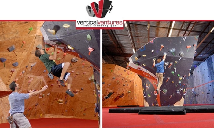 Vertical Ventures  - Tampa: $20 for 3 Days of Bouldering at Vertical Ventures