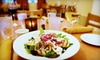 Cornerstone Restaurant - Aspinwall: $15 for $30 Worth of American Fare and Drinks at Cornerstone Restaurant & Bar in Aspinwall
