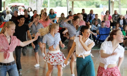 The Dirty Dancing Festival for One, Two, or Five at Morse Park Meadows on August 14–15 (Up to 50% Off)
