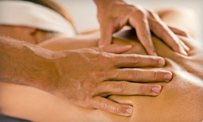 Custom Massage by Cana - Southside: $79 for a Full-Body Mask and Scrub with Detoxing Massage at Custom Massage by Cana ($185 Value)