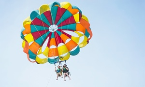 Boat Evasion: 1 tour de parachute ascensionnel pour 1, 2 ou 3 personnes dès 49,90 €avec Boat Evasion
