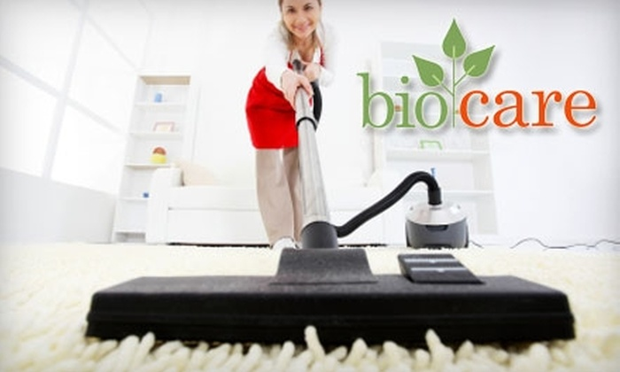 BioCare Carpet & Upholstery of Richmond - Richmond: $79 for a Carpet Cleaning in One Room, Couch Cleaning, and Chair Cleaning at BioCare Carpet & Upholstery of Richmond ($178.75 Value)
