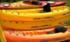 Marsh Creek Watersports - Downingtown: $20 for a Two-Hour Kayak Rental from Marsh Creek Watersports in Downingtown (Up to $50 Value)