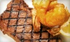 Ponderosa Steakhouse & Buffet - Southside: $11 for an All-You-Can-Eat Buffet Meal for Two at Ponderosa Steakhouse & Buffet (Up to $21.98 Value)