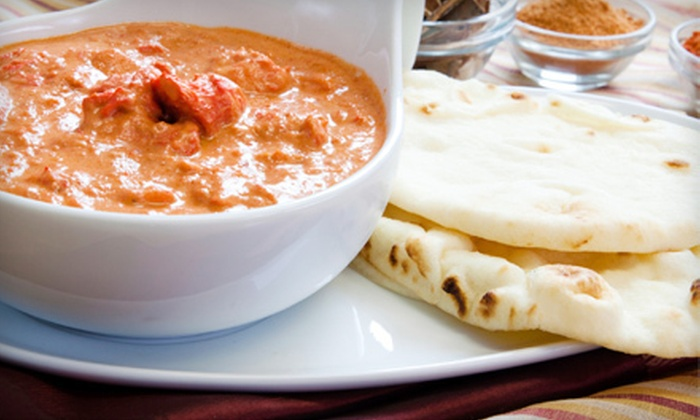 Akbar Restaurant - Columbia Market Place: $15 for $30 Worth of Indian Dinner Cuisine and Drinks at Akbar Restaurant in Columbia