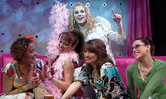 """Girls Night: The Musical"" - Bouldin: One Ticket to ""Girls Night: The Musical"" at The Long Center on October 7 or 8"