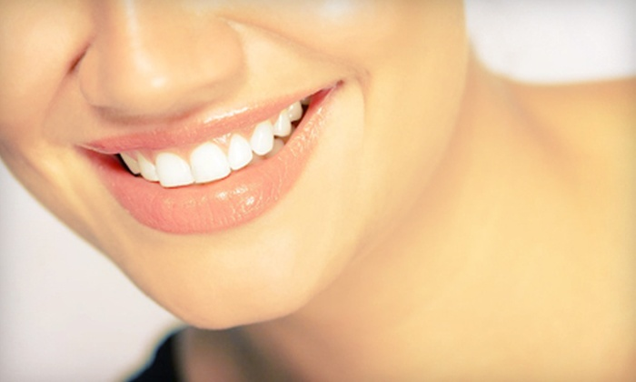 All Smiles Dental Group and Colorado Dental Group - Multiple Locations: Dental Checkup or Teeth Whitening at All Smiles Dental Group and Colorado Dental Group (Up to 91% Off)