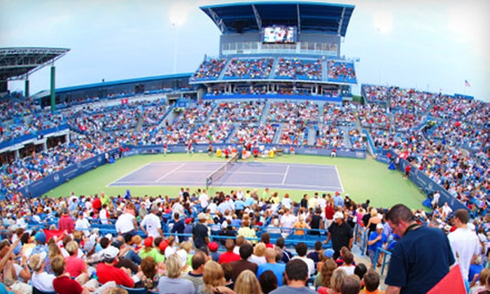 Western & Southern Open - Mason: $36 for Two Tickets to the Western & Southern Open on August 15 at the Lindner Family Tennis Center in Mason ($72 Value)