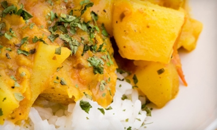 Indian Palace - Austin: $10 for $20 Worth of Lunch or Dinner Buffet at Indian Palace