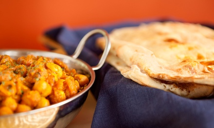 $16 for $30 Worth of Indian Cuisine at Flavors of India