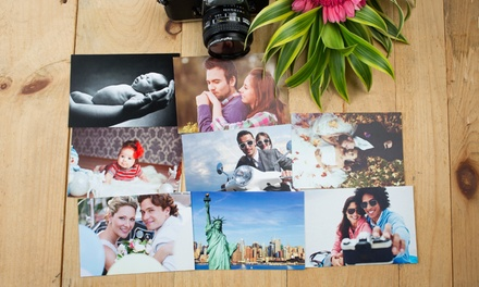 Up to 500 Printed Photos in Size 4