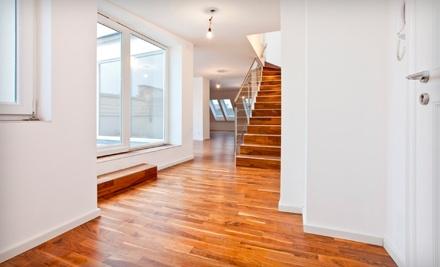 500 Square Feet of Hardwood Floor Refinishing - Z.M Carpet & Hardwood Floor in