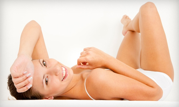 Renew Beauty Med Spa - Multiple Locations: Six Laser Hair-Removal Sessions for Small, Medium, Large, or Full Areas at Renew Beauty Med Spa (Up to 92% Off)
