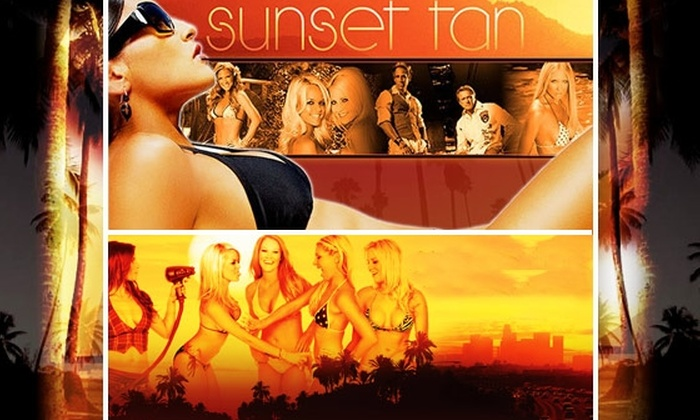 Sunset Tan - Studio City: Personally Applied Airbrush Tan at Sunset Tan of the E! Reality Series