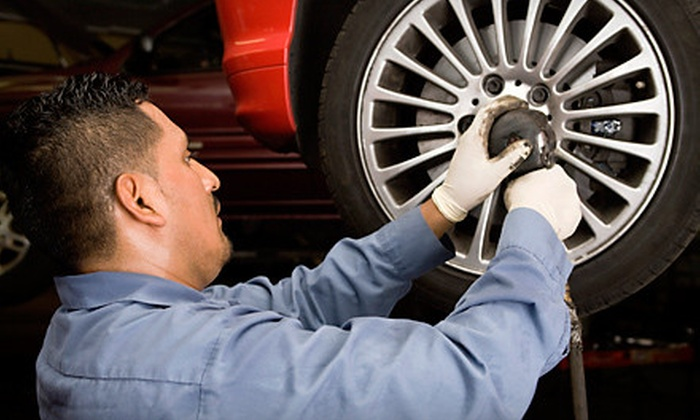 Central City Automotive - Downtown Kingston: $39 for a Four-Wheel Alignment at Central City Automotive ($99 Value)
