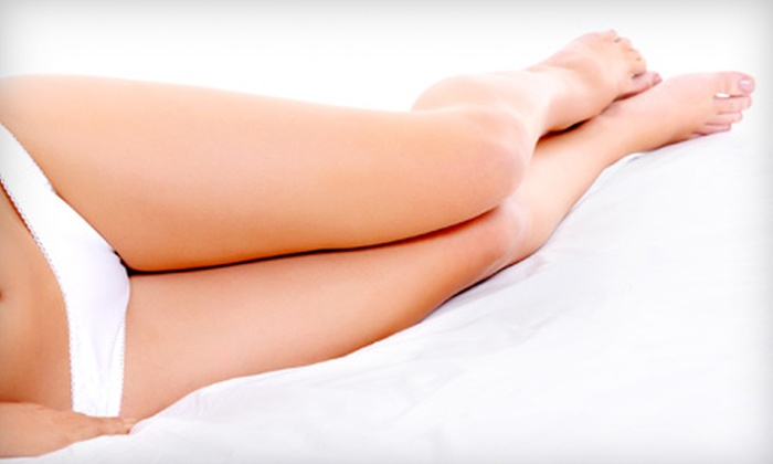 Sage Aesthetics - West Omaha: Three Laser Hair-Removal Treatments at Sage Aesthetics. Three Options Available.
