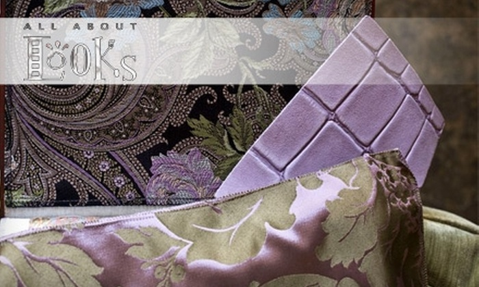 All About Looks - Downtown Lubbock: $25 for $50 Worth of Fabric and Trim from All About Looks