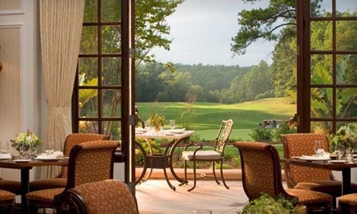 Washington Duke Inn & Golf Club - Durham: $25 for $50 Worth of American Fare at the Fairview Dining Room at the Washington Duke Inn & Golf Club in Durham