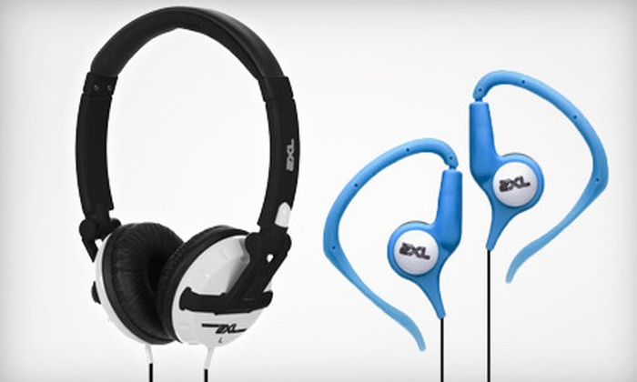 2XL by Skullcandy: $8 for Groove Hanger Bud Headphones from 2XL by Skullcandy, Including Shipping ($23.99 Value)