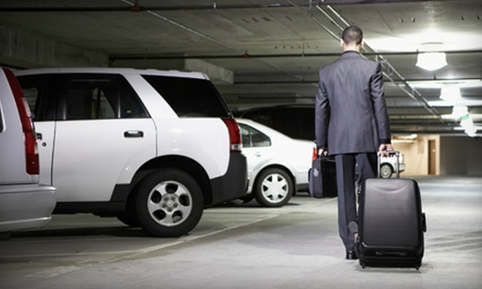 Payless Airport Parking - Conway: Two or Four Days of Airport Parking for Orlando International Airport at Payless Airport Parking (Up to 54% Off)