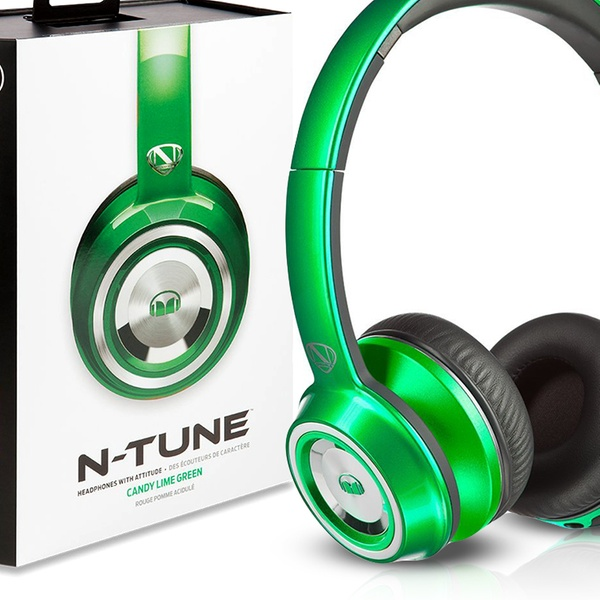 3202977489a Monster Ncredible NTune Candy On-Ear Headphones | Groupon