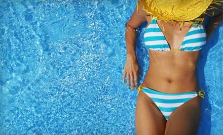 5 UV-Tanning Sessions in an HT54 Bed (a $59 value) - Tanning Image in Hackensack
