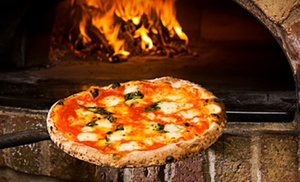 Benchmark Pizzeria: Pizza, Antipasti, and Ice Cream for Two or Four at Benchmark Pizzeria (Half Off)