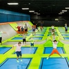 XDrenaline – Up to 63% Off Trampolines and Rock Climbing