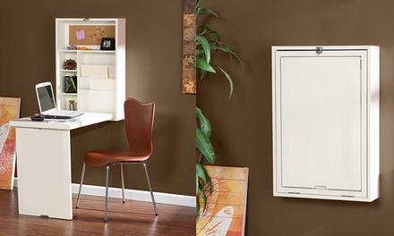 for a WallMounted Convertible Desk in Choice of Colour