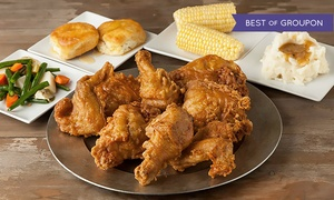 Honey's Kettle Fried Chicken - 33% Off Homestyle Food at Honey's Kettle Fried Chicken, plus 6.0% Cash Back from Ebates.