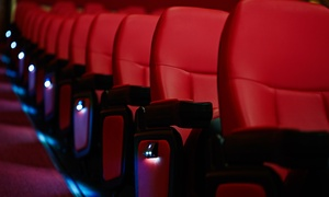 Movie Package with Pizza, Popcorn, and Drinks for Two or Four at Riviera Cinema (Up to 42% Off)