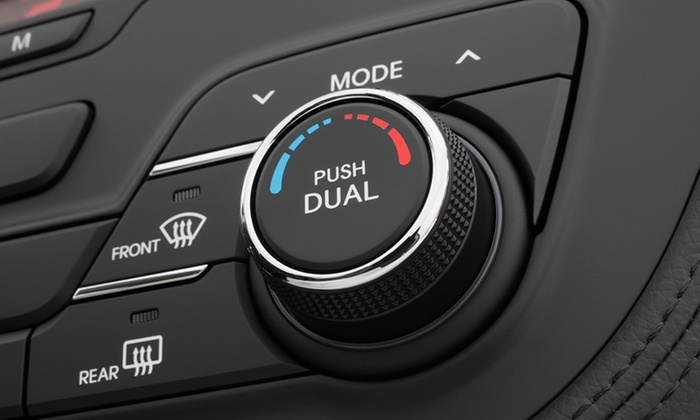Belmont Auto Enterprises - Kilbourn Park: $49 for Air Conditioner Recharge with Up to One Pound of Refrigerant at Auto Haus($105 Value)